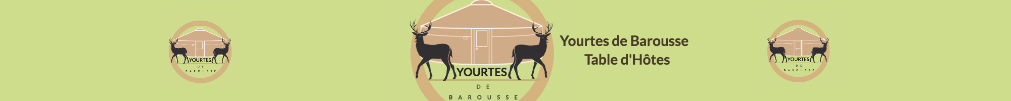 Yourtes de Barousse - Table d'Hôtes